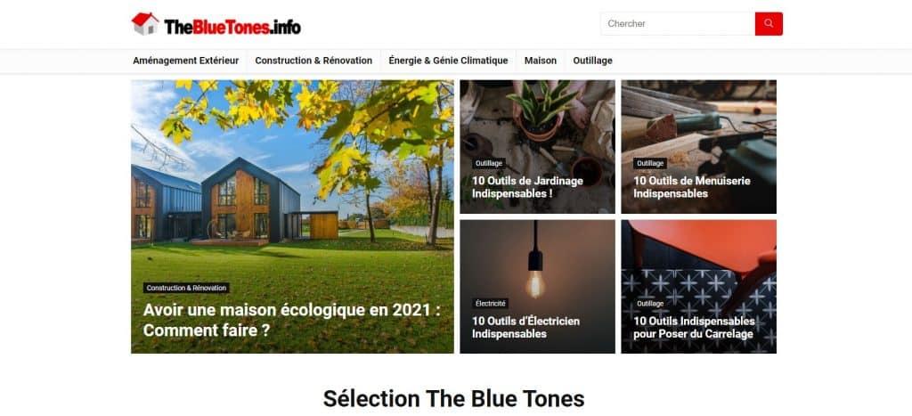 thebluetones.info